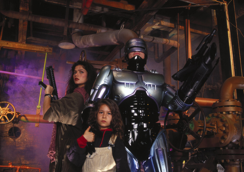 RoboCop 3 header image